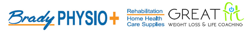 Brady Physiotherapy's Logo